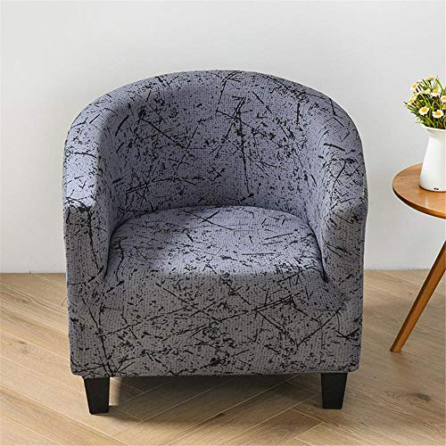Fundas para Sofa Gris Fundas Sofá,Universal Funda Cubre Sofas Ajustables, Antideslizante Protector Cubierta de Muebles(235-310cm)