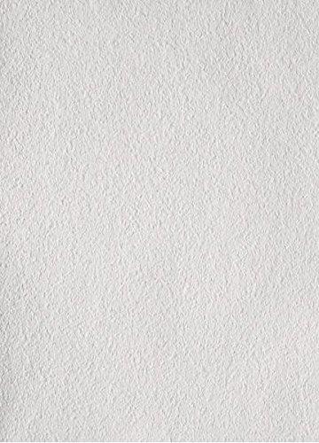 Erfurt Rauhfaser 20 Fein Weiß (33,5m x 0,53 m = 17,76 m²) 6 x Rollen