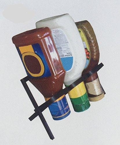 Sal Mac Innovations Condiment Caddy - Upside Down Bottle Holder