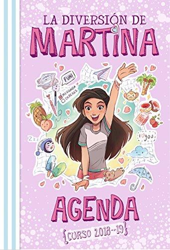 Agenda {Curso 2018-19} (La diversión de Martina)