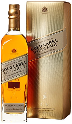 Johnnie Walker Gold Label Reserve Blended Scotch Whisky, standaardversie (1 x 0.7l)