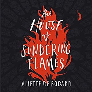 The House of Sundering Flames cover art