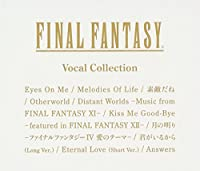Final Fantasy: Vocal Collection by Game Music (2013-02-05)