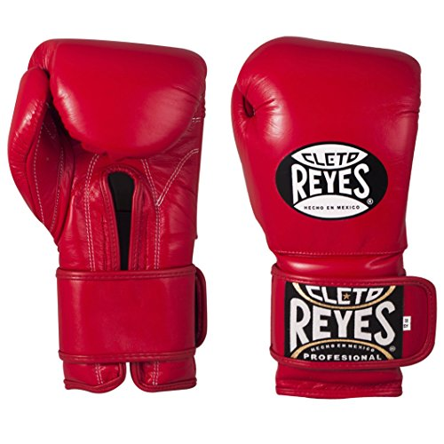 CLETO REYES CE612R Trainingshandschuhe, Unisex, Erwachsene, Rot, 12 Unzen