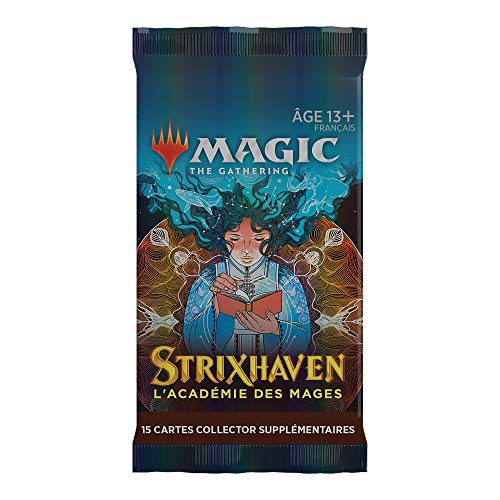 Magic: The Gathering Booster Collector Strixhaven (15 Tarjetas mágicas)