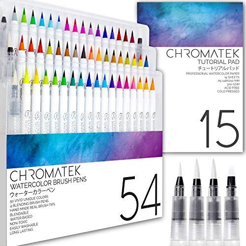 Watercolor Brush Pens 5