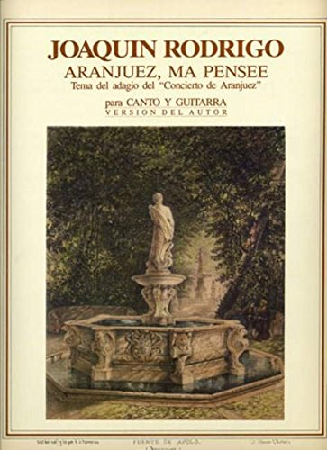 Aranjuez, ma pensée: Tema del adagio del