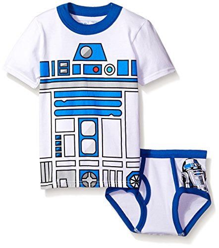 Star Wars Toddler Boys' Star Wars Underwear and Tank Set, 2pc Assorted, 4T