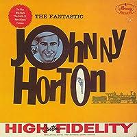 The Fantastic Johnny Horton Vinyl LP
