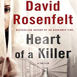 Heart of a Killer audiobook cover art