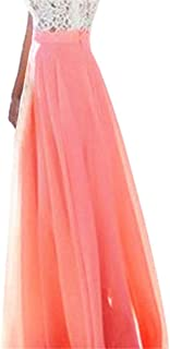 Women Long Tulle Skirt New Ball Gown Chiffon Ankle-Length High Waist Pleated Maxi Skirts
