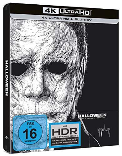 Halloween limitiertes Steelbook [Blu-ray]