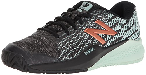 New Balance Women's 996 V3 Hard Court Tennis Shoe, Seafoam Green, 6.5 D US