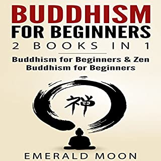 Buddhism for Beginners: 2 Books in 1 cover art