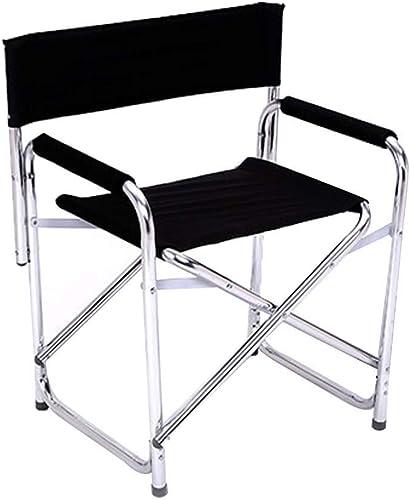 MYXMY Chaise pliante de camping portable en plein air   En plein air   Sports   Porte-gobelets   Confortable   Sac de transport   Plage