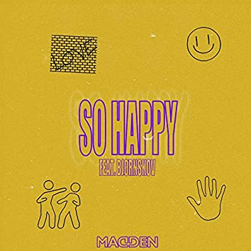 So Happy (feat. Bjørnskov)