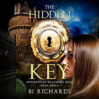 The Hidden Key     Mysteries of Billamore Hall Series, Book 2              By:                                                                                                                                 BJ Richards                               Narrated by:                                                                                                                                 Clara Abbott                      Length: 1 hr and 50 mins     Not rated yet     Overall 0.0