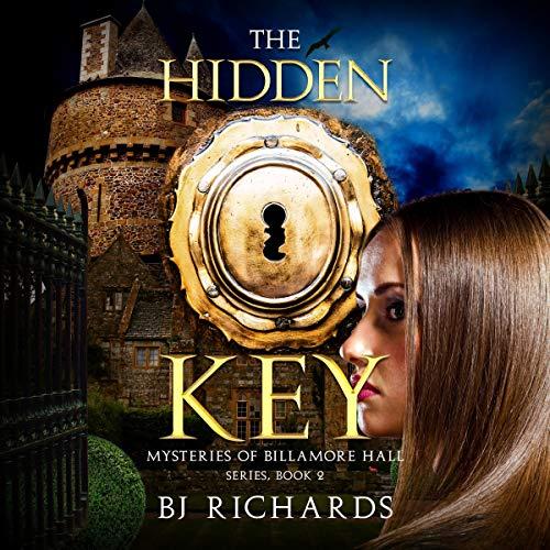 The Hidden Key audiobook cover art