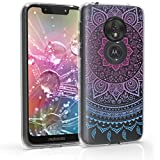 kwmobile TPU Silicone Case for Motorola Moto G7 Play