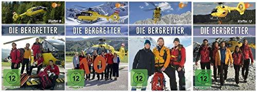 Die Bergretter Staffel 9-12 (9+10+11+12, 9 bis 12) [DVD Set]