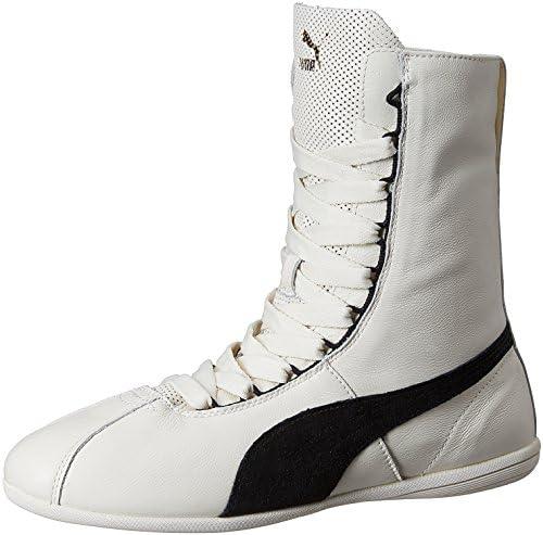 Puma Eskiva Hi, Chaussure de boxe femme - Blanc (Whisper White ...