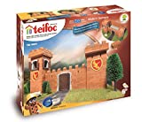 Teifoc Knights Castle Construction Set and Educational Toy - Intro to Engineering and STEM Learning