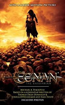Conan the Barbarian by [Michael A. Stackpole]