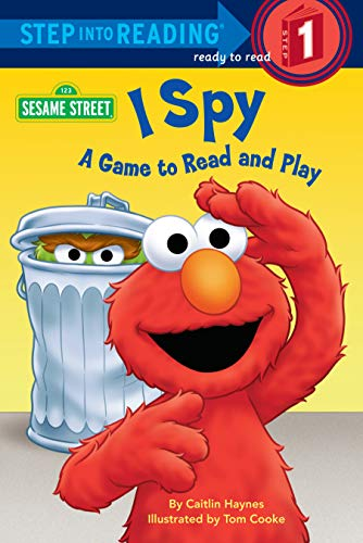 I Spy (Sesame Street): A Game to Read and Play (Step into Reading) (English...