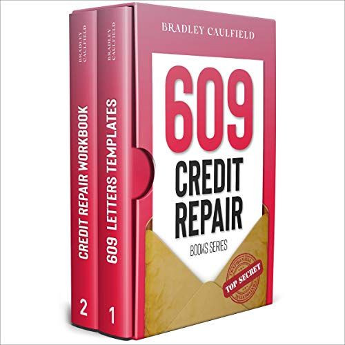 609 Credit Repair Book Series cover art