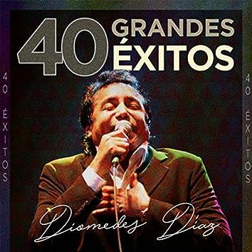 40 Grandes Éxitos Diomedes Díaz