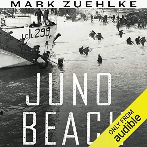 Page de couverture de Juno Beach