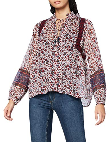 Pepe Jeans Emma Vaqueros Skinny, Multicolor (0AA), Large para Mujer