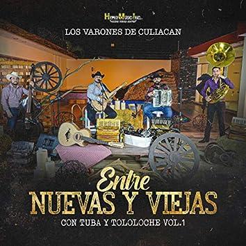 Entre Nuevas y Viejitas , Vol. 1