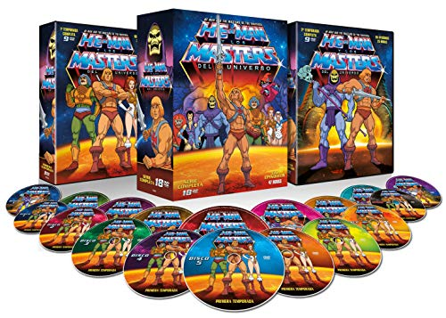 He-Man and the Masters of the Universe - He-Man y los masters del universo