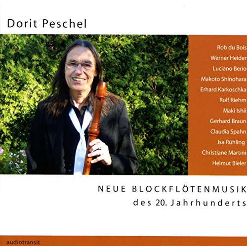 Neue Blockflötenmusik des 20. Jahrhunderts
