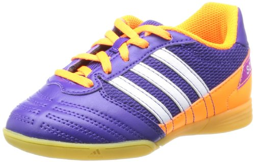 Adidas Freefootball Supers, Zapatillas para Hombre, Collegiate Purple/Running White FTW/Solar Zest, 0 EU