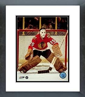 Tony Esposito Chicago Blackhawks Framed Picture 8x10