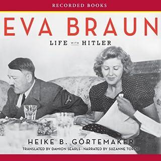 Eva Braun audiobook cover art