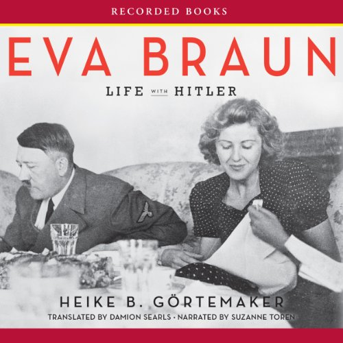 Eva Braun audiobook cover art