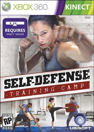 Ubisoft Self-Defense Training Camp, Xbox 360 - Juego (Xbox 360)