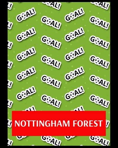 Nottingham Forest: Life Planner, Nottingham Forest FC Personal Journal, Nottingham Forest Football Club, Nottingham Forest FC Diary, Nottingham Forest FC Planner, Nottingham Forest FC