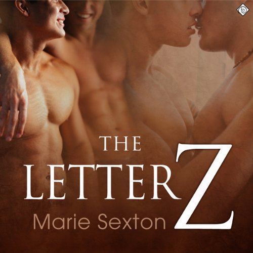 The Letter Z audiobook cover art