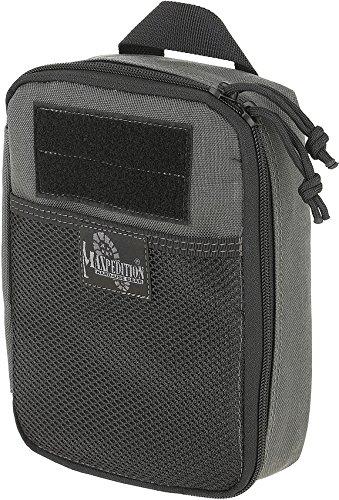 Maxpedition Beefy Pocket Organizer Tasche, Wolf-Grau, Einheitsgröße