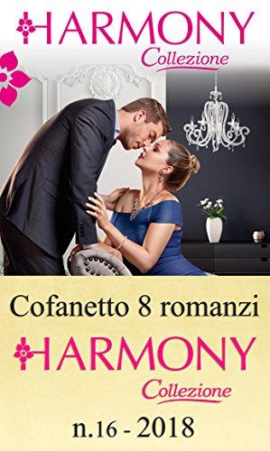 Cofanetto 8 Harmony Collezione n.16/2018 (Cofanetto Collezione Vol. 16)