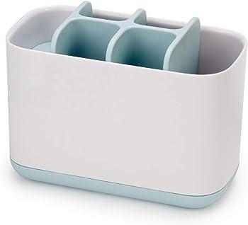 Joseph EasyStore Toothbrush Holder Bathroom Storage Organizer Caddy