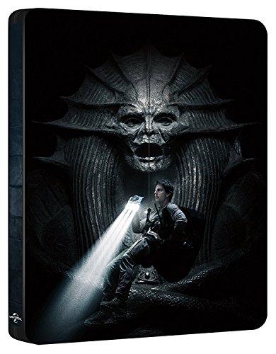 The Mummy 4K Ultra HD + Blu Ray Limited Edition Steelbook / Import / Region Free Dolby Atmos
