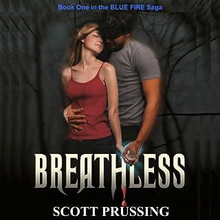 Breathless audiobook cover art