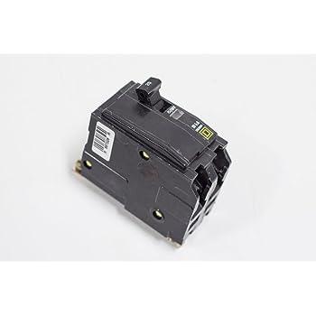 SCHNEIDER ELECTRIC Miniature 240-Volt 90-Amp QOB290VH Molded Case Circuit Breaker 600V 80A