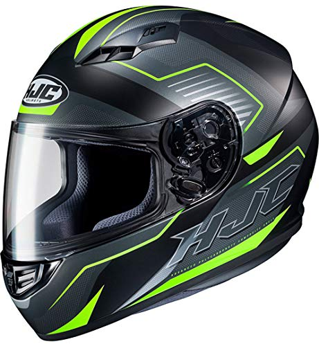 L Casco moto HJC CS 15 TRION MC5SF Nero//Anthracite