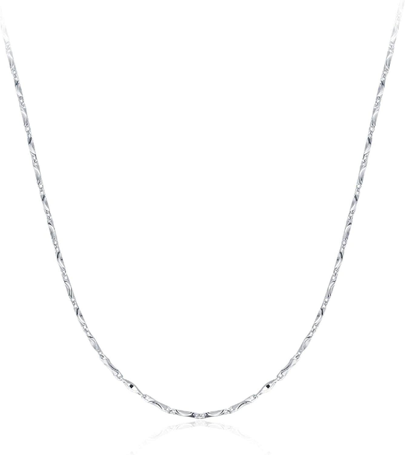 Daesar Platinum Necklace Chain Olive famous Gifts Women for Ch